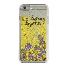 iPhone 'We Belong Together' Peanut Butter & Jelly Cell Phone Case (iPhone 7)