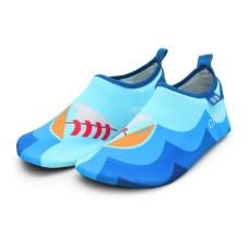 Kids Summer Non-Slip Lightweight Swim Water Shoes, Aqua Socks, Pool & Beach Walking Shoes for Toddlers, Kids, Boys and Girls