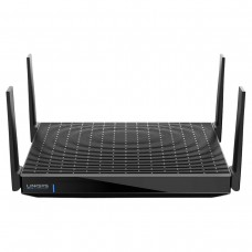 Linksys Hydra Pro 6E Tri-band Mesh WiFi AXE6600 Router, Low-latency Speed